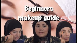 Beginners makeup guide    EYEBROWS