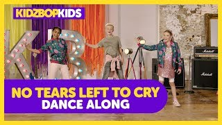 KIDZ BOP Kids - No Tears Left To Cry (Dance Along) [KIDZ BOP 2019]