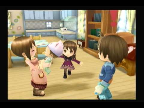 Harvest Moon: Animal Parade- Renee's Second Child (Son) Event Medley