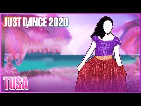 Tusa By Karol G. Feat Nicki Minaj - Just Dance 2020 | Gameplay Mashup Fanmade