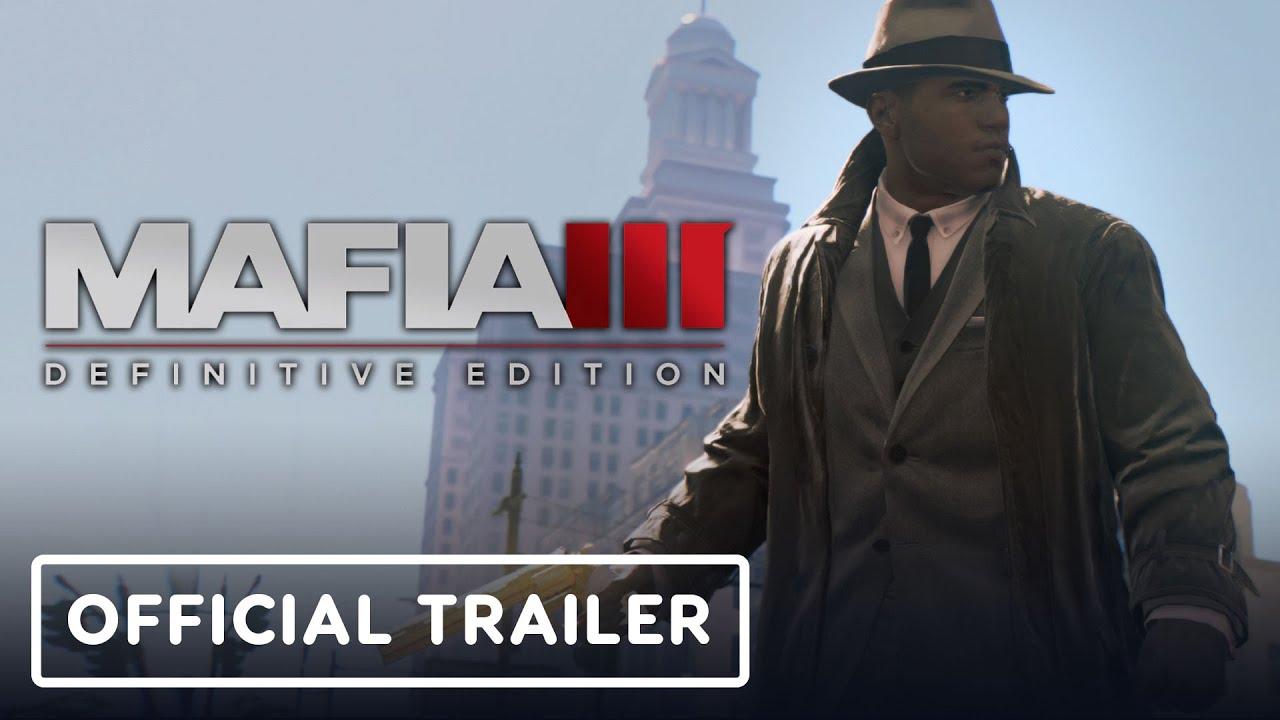 Mafia 3 Definitive Edition - Tráiler oficial + vídeo