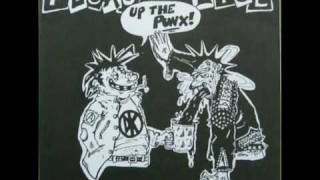 FLEAS & LICE - Up the Punx (Assrash split)