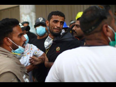 العراق: مزيد من القتلى في صفوف المتظاهرين بعد اتفاق سياسي يجيز استخدام القوة  - 17:00-2019 / 11 / 11