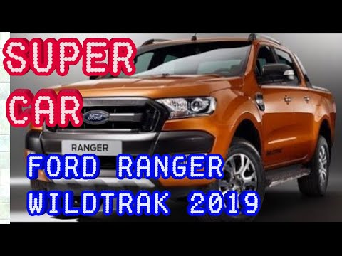 #Review - Video Review of Ford Ranger Wildtrak 2019