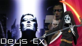 Безумие модов - Deus ex (Malkavian mod)