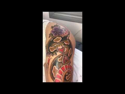 Steo Possessed - La Fábrica Tattoo (Parets del Vallès)
