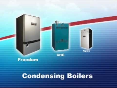 Burnham High Efficiency Boilers Benefits - YouTube