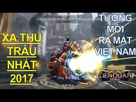 Tướng mới ra mắt Việt Nam: MOREN Chú thợ điện xạ thủ vừa rẻ vừa trâu [ Mua và test luôn ]