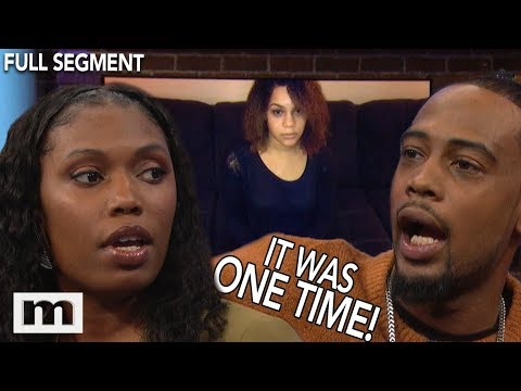 I cheated with your friend...But I didn't get her pregnant! | The Maury Show