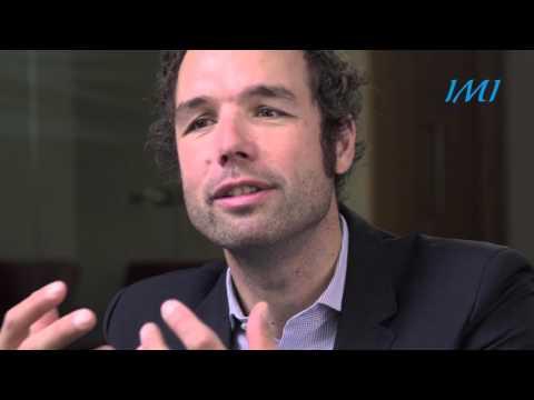 IMI National Management Conference 2015 - Thimon de Jong, Founder, Whetson Strategic Foresight