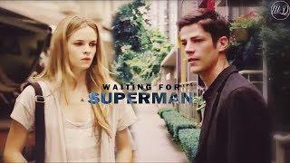 "Barry & Caitlin    ""Waiting For Superman"""