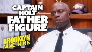 Captain Holt: FATHER FIGURE | Brooklyn Nine-Nine | Comedy Bites