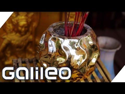 Germany meets Laos | Galileo | ProSieben