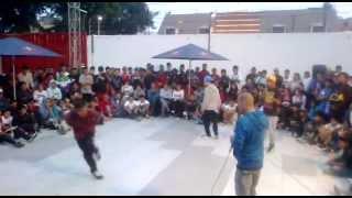 Bboy street champions 2013 Bboy gato vs Bboy ruso