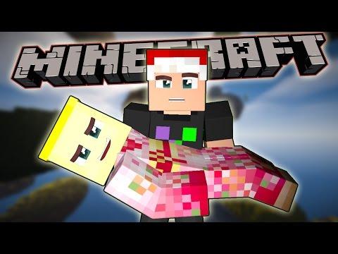 Minecraft Những Hành Tinh Lơ Lửng - Tập 3: CHUỐI BIẾN THÀNH GEISHA