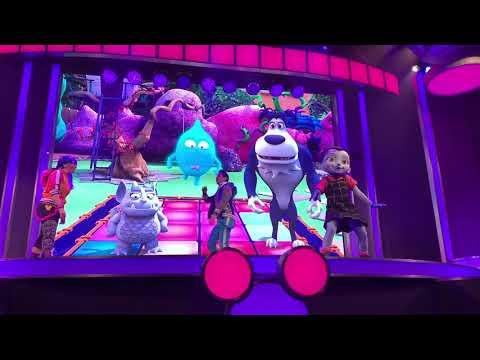 Disney Junior Dance Party FULL SHOW WDW Hollywood Studios