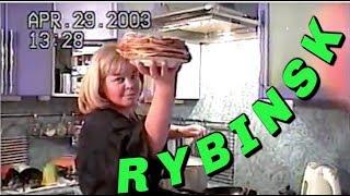 (41) 2003 МОЕ ПЕРВОЕ ВОЗВРАЩЕНИЕ В РЫБИНСК ИЗ АМЕРИКИ!