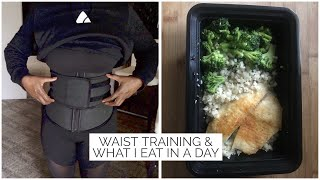 Best Waist Trainers for Plus Size Divas + What I eat in a Day
