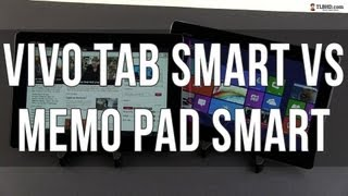 Asus VivoTab Smart vs Asus Memo Pad Smart_ Windows 8 vs Android