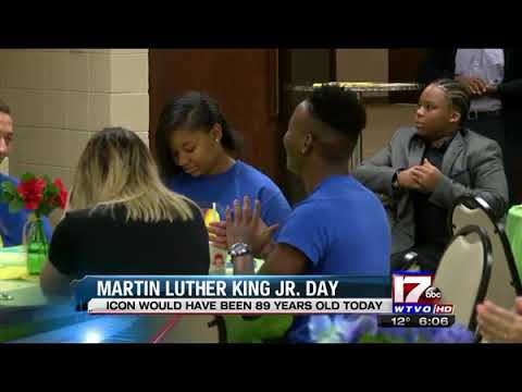 YES Club, Lt. Governor Celebrate MLK Day in Rockford Illinois