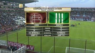 Lanús vs CA Banfield full match