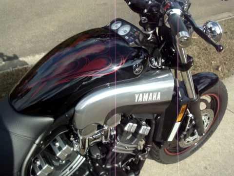 How Fast Yamaha Vmax