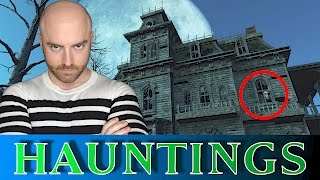 Repeat youtube video 10 Most HAUNTED HOMES With DISTURBING Backstories