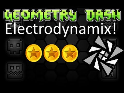HOW TO BEAT ELECTRODYNAMIX... Not | Geometry Dash