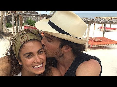 Nikki Reed Gives Birth & Welcomes First Child With Ian Somerhalder