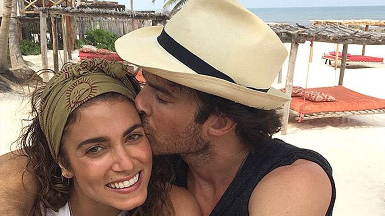 Nikki Reed, Ian Somerhalder Welcome Baby Girl With Interesting Name (Report)