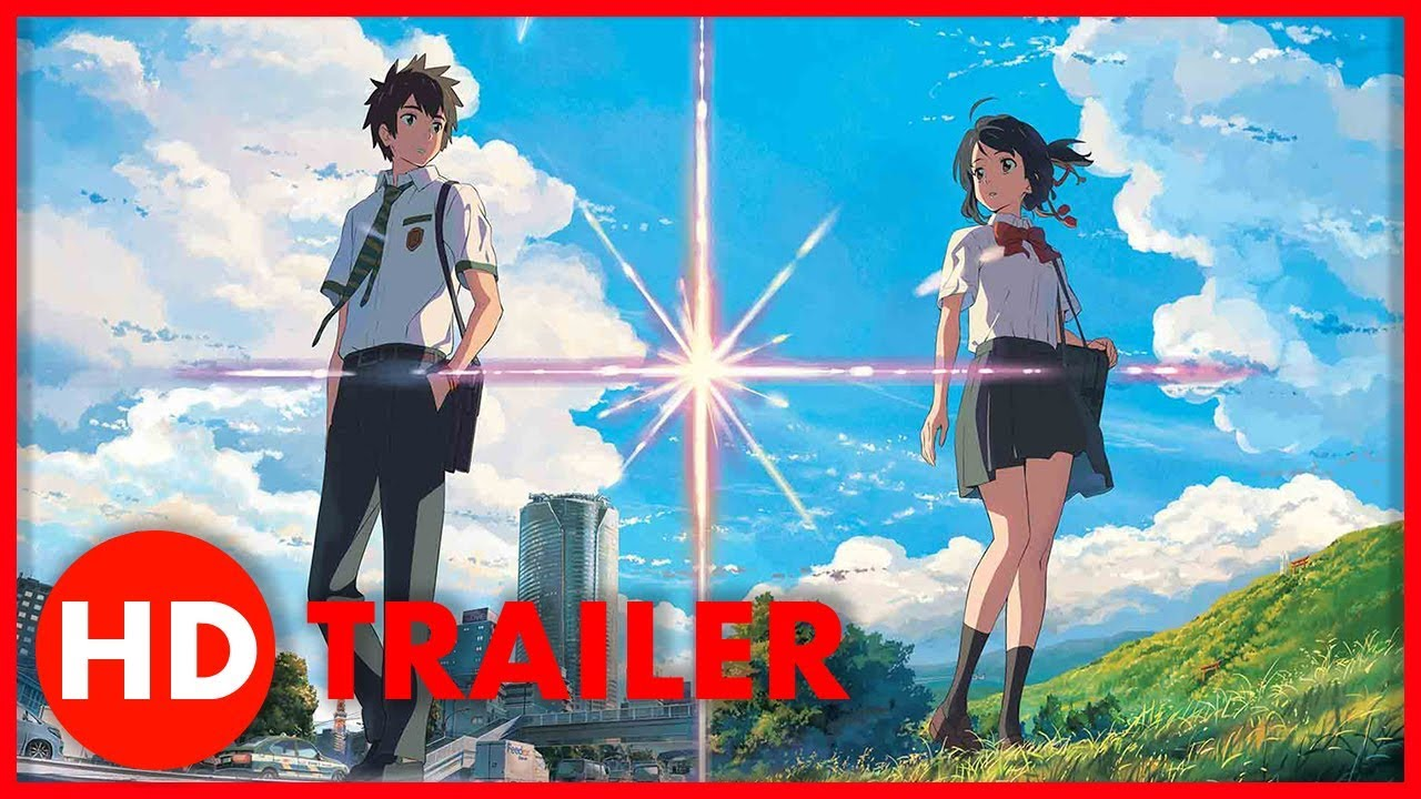 Your Name Trailer