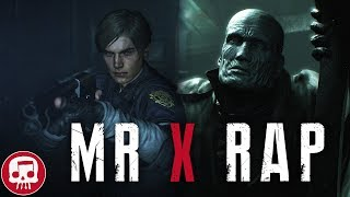 "MR X RAP by JT Music (Resident Evil 2 Rap) - ""Ready or Not"""