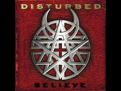Disturbed  Liberate Drums