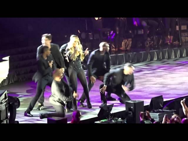 Mariah Carey - Heartbreaker @ Stockholm 2/4/2016
