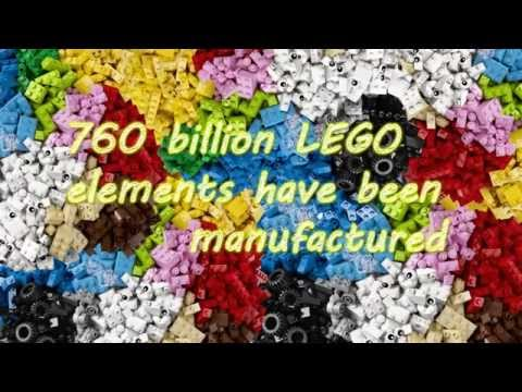 LEGO® Fun Facts - Brick Edition - Did you know?