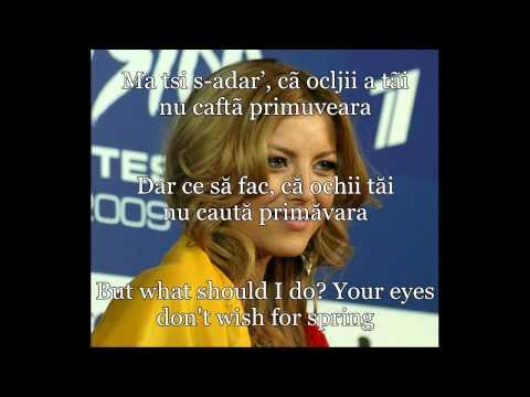 """Elena Gheorghe - """"Ma tsi s-adar'"""" cu traducerea română și engleză / with English translation"""