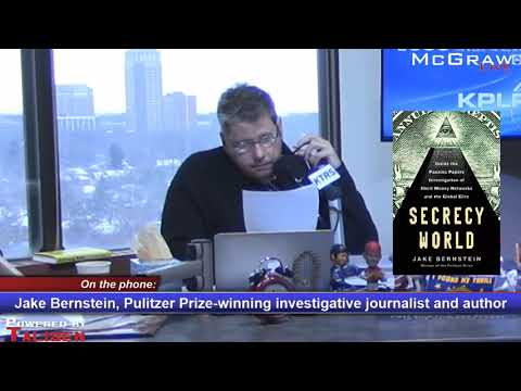 "Jake Bernstein new book ""Secrecy World"""