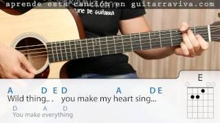 rock and rock fcil con 3 acordes en guitarra