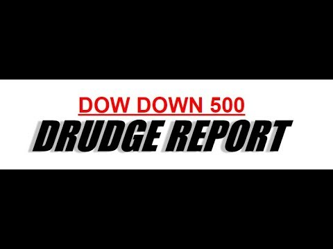 DOW DOWN 500... 500 = ANTICHRIST & GOD ASCENDS