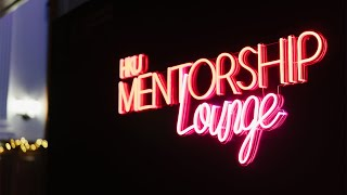 Mentorship Lounge - HKU Mentorship Inauguration 2019