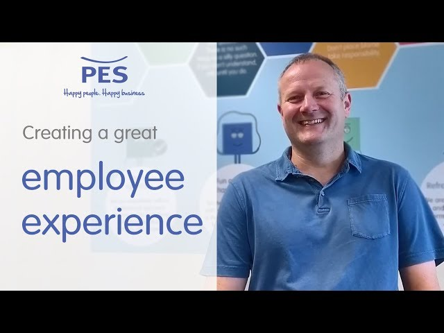 PES: How to create a great employee experience. Online employee benefits, HR support & wellbeing.