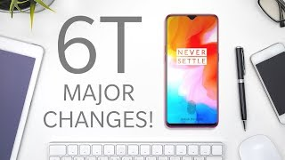 OnePlus 6T w/ MAJOR Changes - This is HUGE!!!