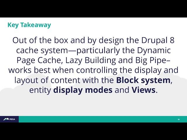 Learning Cache API in Drupal 8   VideoDrupal org
