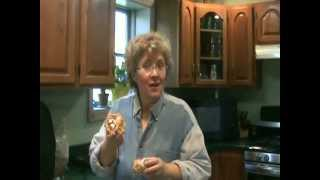 Peanut Butter Caramel Chewy Easter Egg Nests - Jazzy Gourmet Cooking Studio