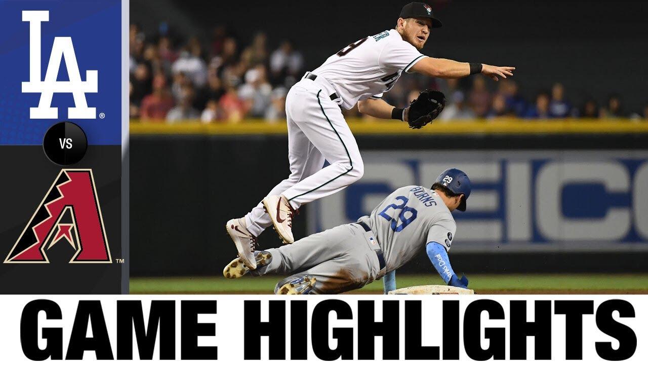 Download Dodgers vs. D-backs Game Highlights (6/20/21) | MLB Highlights