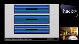 WebTV Music AudioScope MattMan Dance