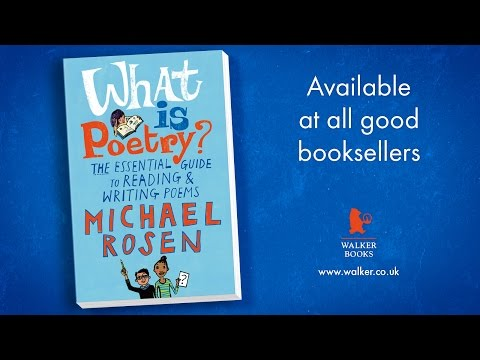 What Is Poetry - Kids' Poems and Stories With Michael Rosen
