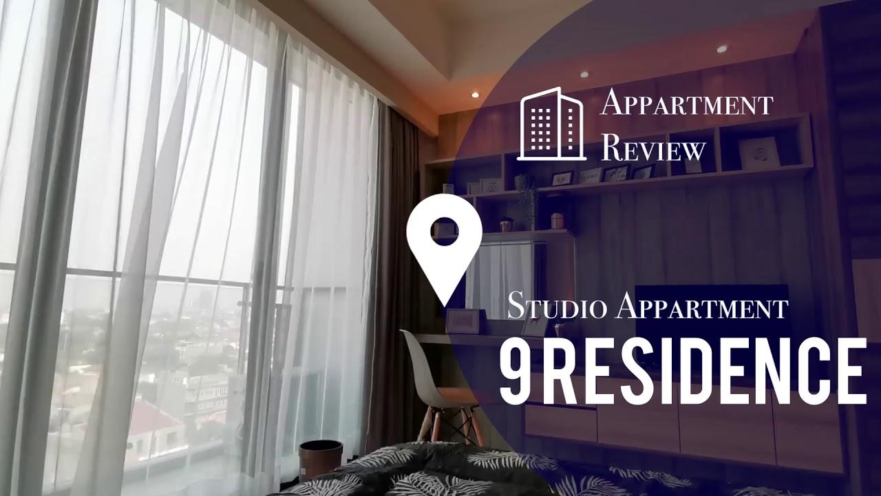 9 Residence Studio Apartment - YouTube
