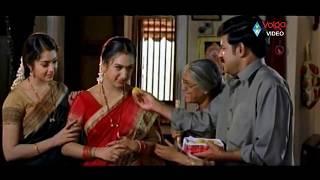Maa Annayya Movie Parts 5/6 | Rajashekar, Meena | Volga Videos