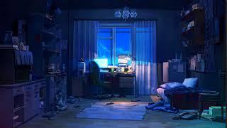 summer anime animated engin mylivewallpapers engine night wallpapers обои everlasting lofi 1080p